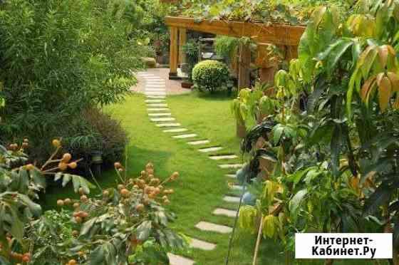Ландшафтный дизайн и проектирование Самара