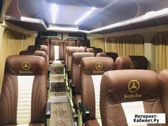 Аренда, заказ автобуса с водителем Краснодар