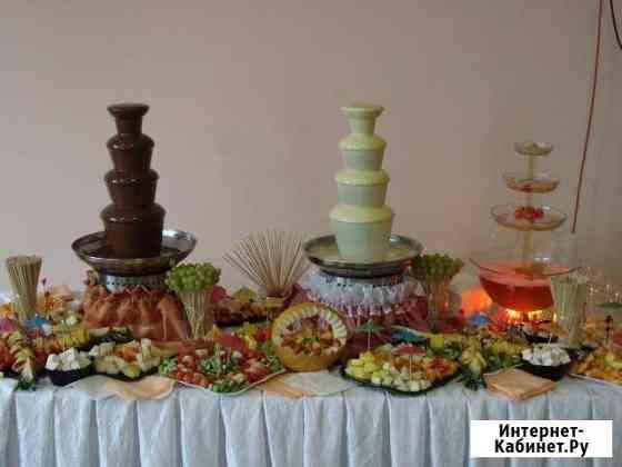 Шоколадный фонтан Нововоронеж