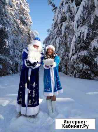 Сказочное поздравление Деда Мороза Брянск