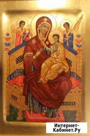Реставрация икон. Ново писанные иконы Пермь