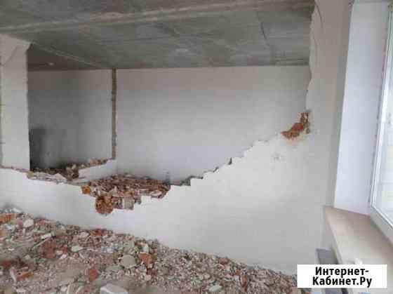 Демонтаж стен, перегородок, полов, потолков Нефтекамск