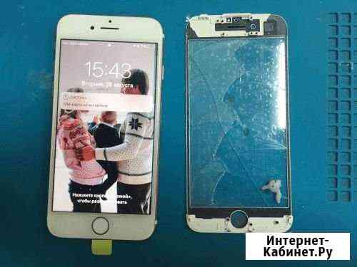 Замена стекла на iPhone SAMSUNG Уфа
