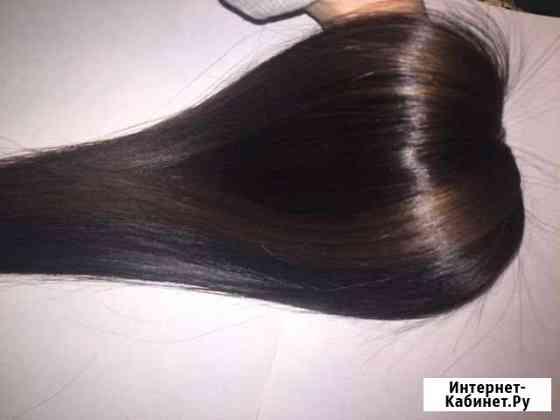 Южнорусские натуральные волосы шатен Москва