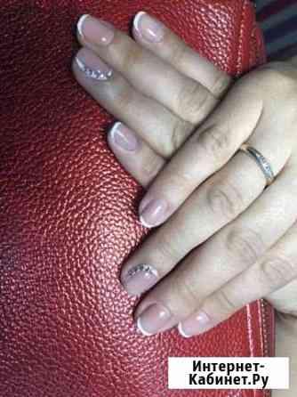Наращивание ногтей Иркутск