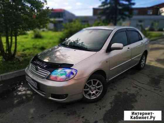 Аренда авто с выкупом Toyota Corolla Иркутск
