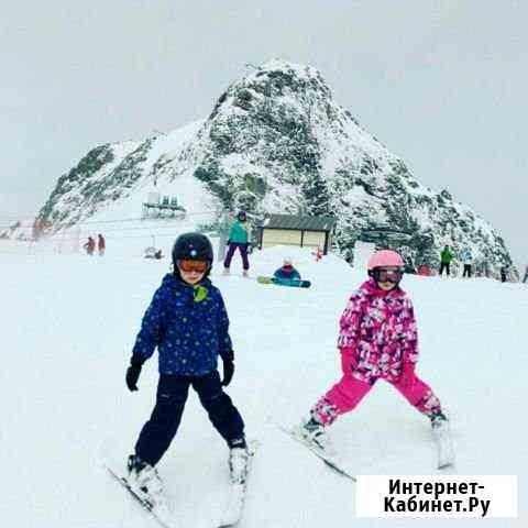 Инструктор горные лыжи сноуборд Кызыл