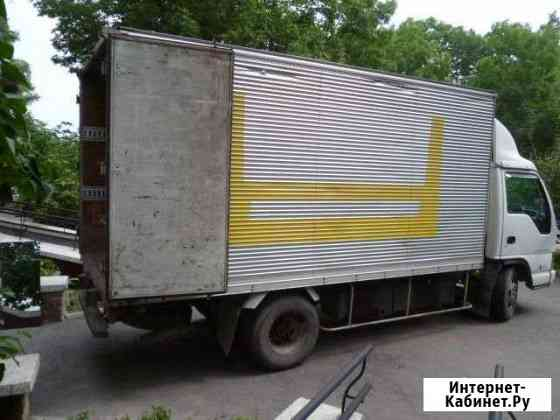 Грузоперевозки до 3 тонн Биробиджан