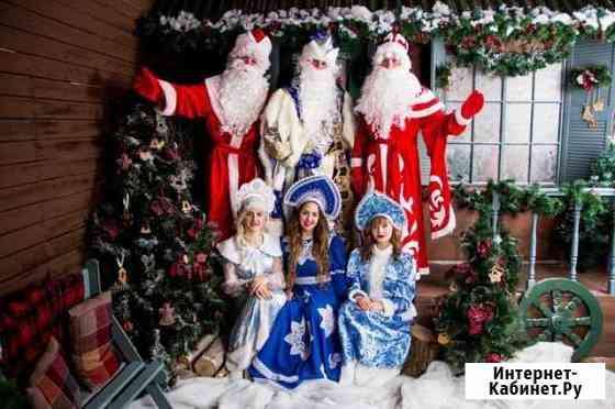 Аниматоры 20видов шоу Дед Мороз Снегурочка Вся ммо Москва