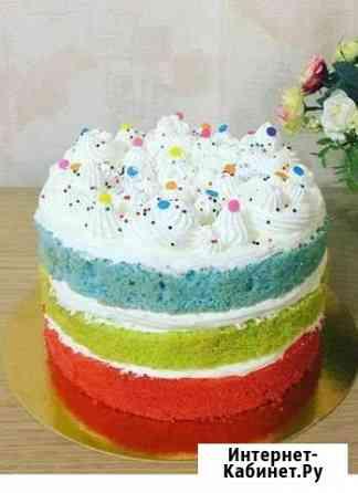 Домашние торты и пирожные на заказ Алексин