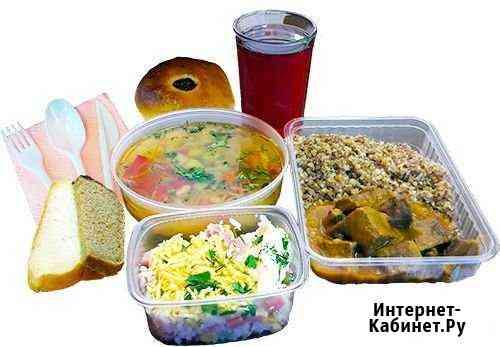 Доставка комплексных обедов Люберцы