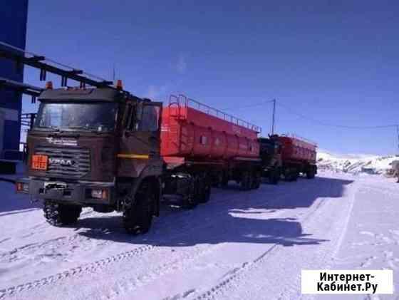 Транспортные услуги по Якутии Якутск
