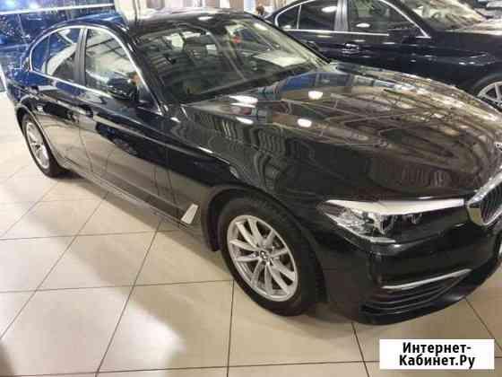 Аренда BMW G30 520 Дизель для такси бизнес-класса Москва