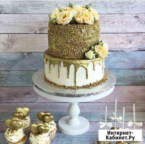 Авторские,Домашние торты на заказ Одинцово