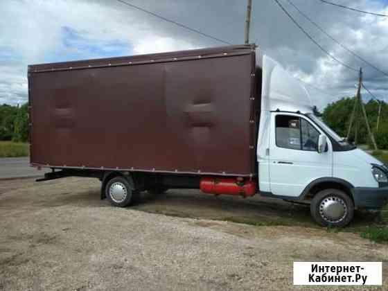 Фургон 25 куб. метра Юрьев-Польский