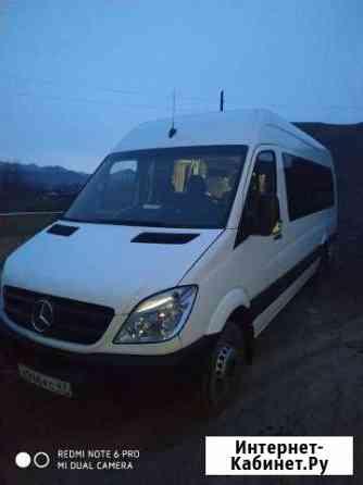 Заказ микроавтобуса Дербент