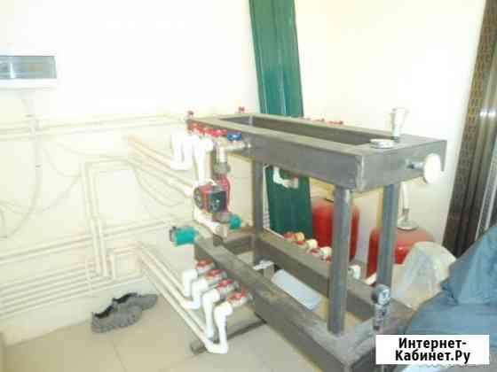 Отопление И водоснабжение Саратов