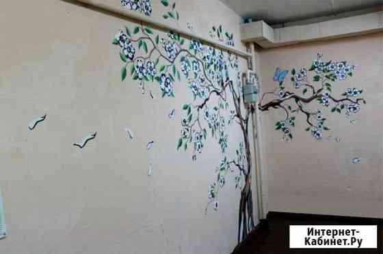 Художественное оформление стен, портреты, натюрмор Пермь