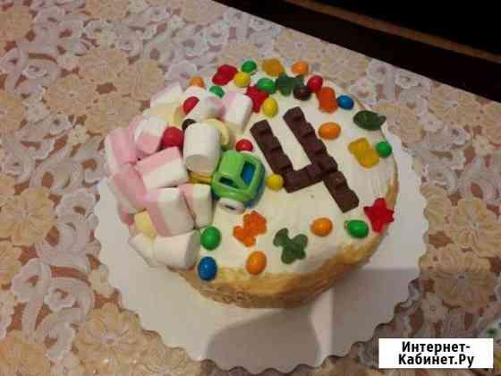Домашние торты на заказ Майкоп