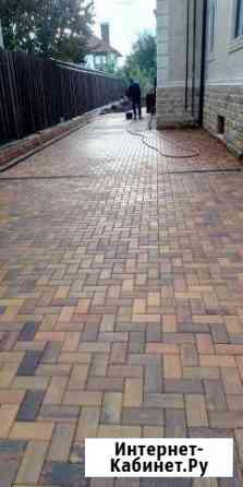 Укладка тротуарной плитки Саратов