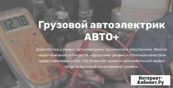 Автоэлектрик грузовой и спецтехники выезд Москва
