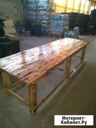 Делаем столы под заказ Курган