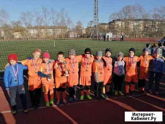 Детский Футбольный клуб Север Хабаровск