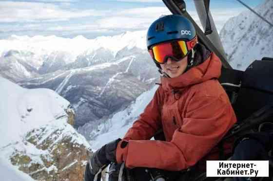 Инструктор Лыжи Сноуборд Красная Поляна