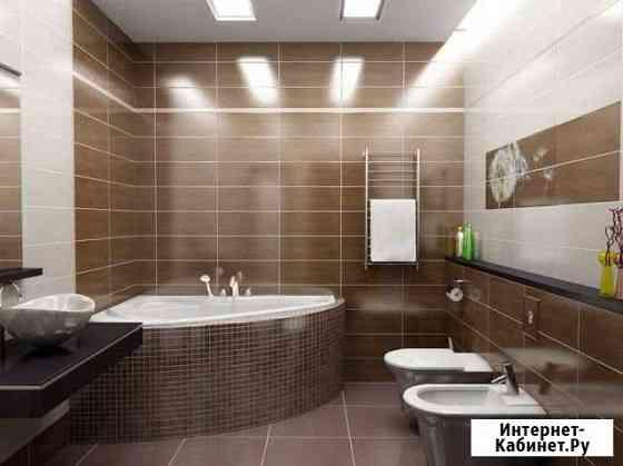 Ванные комнаты и санузлы под ключ Петрозаводск