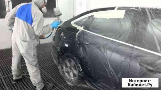 Кузовной ремонт покраска авто ремонт порогов Уфа