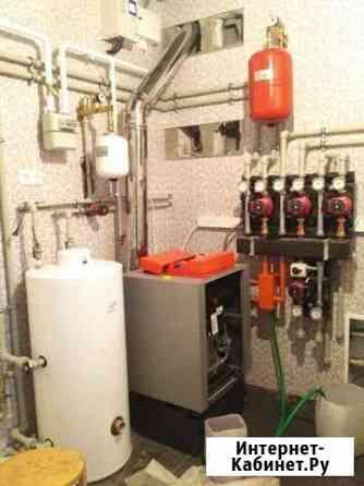 Монтаж систем отопления водоснабжения и канализац Чебоксары