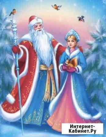 Дед Мороз и Снегурочка Нововоронеж