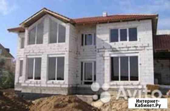 Строительство отделка домов Бригада строителей Калининград