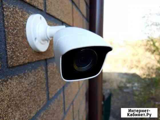 Системы видеонаблюдения и контроля доступа Благовещенск