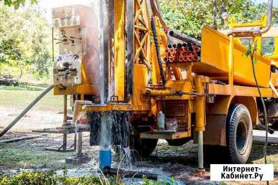 Бурение скважин на воду, монтаж и ремонт насосного Пенза
