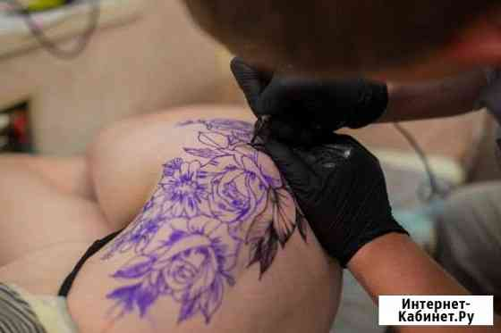 Художественная татуировка Троицк