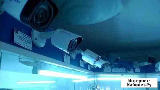 Видеонаблюдение, домофоны, автоматика, сигнализаци Майкоп