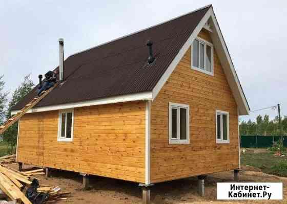 Строительство каркасных домов Саратов