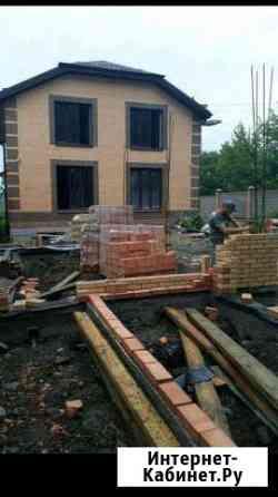 Каменщик бригада строителей Владикавказ