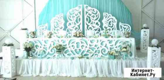 Свадебный фон, декор для праздника Майкоп