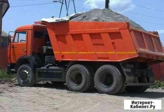 Песок, щебень, отсев, чернозём,навоз с доставкой Брянск