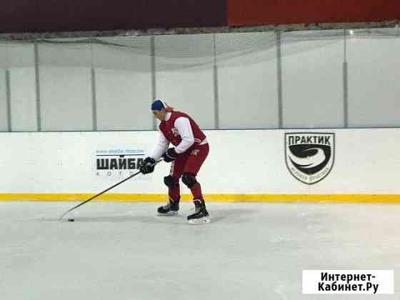 Тренер по хоккею Москва