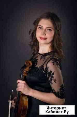 Частные уроки музыки: скрипка, фортепиано Москва