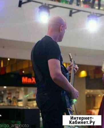 Уроки гитары, ударных (барабаны ) Волгоград