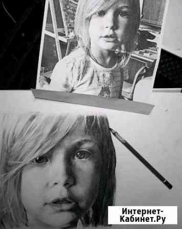 Курс рисования - портрет. Изучаем основы рисунка Тула