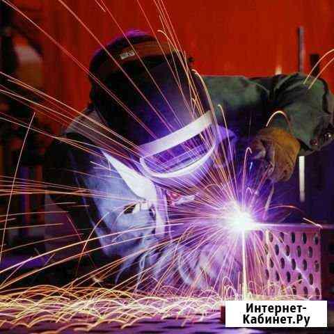 Обучение сварки металла Вологда