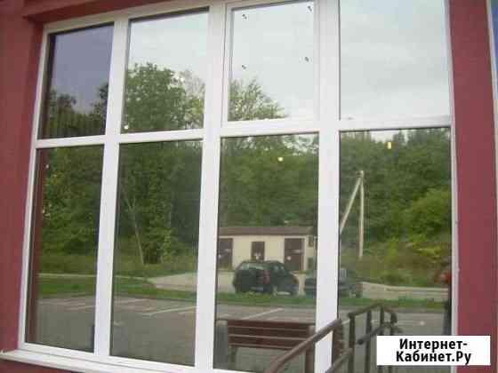 Тонировка окон и лоджий, декорирование перегородок Калининград
