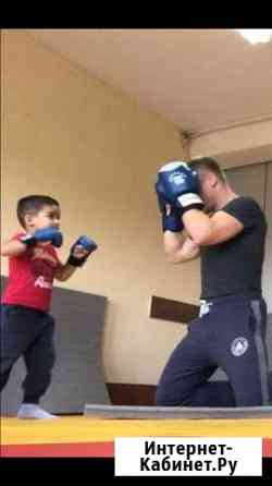 Тренер по боксу и офп с выездом Балашиха