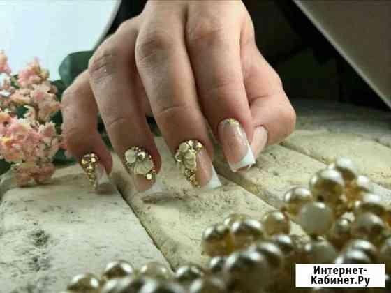 Обучение наращиванию ногтей, аппаратному педикюру Краснодар