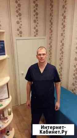 Лечебный реабилитационный спортивный массаж Санкт-Петербург